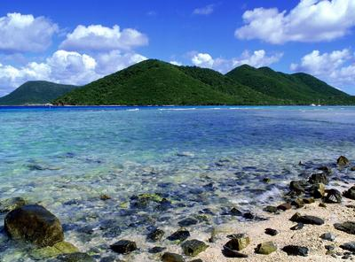 Mary Creek and Point, North Shore, St. John