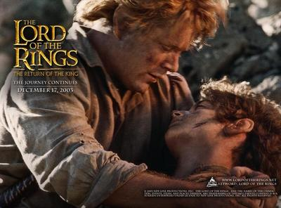 The Lord of the Rings - Sam and Frodo