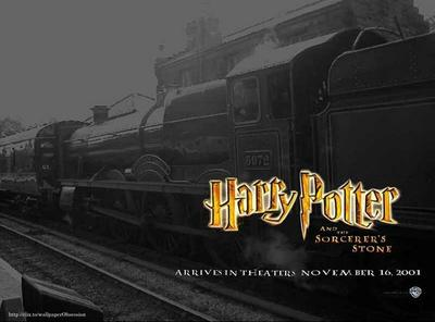 Harry Potter - Hogwarts Train