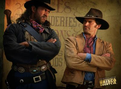 The Adventures of Brisco County Jr.