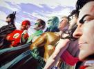 JLA (by Alex Ross)
