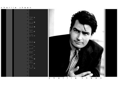 Charlie Sheen Wallpaper