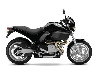 Buell M2 Cyclone Black