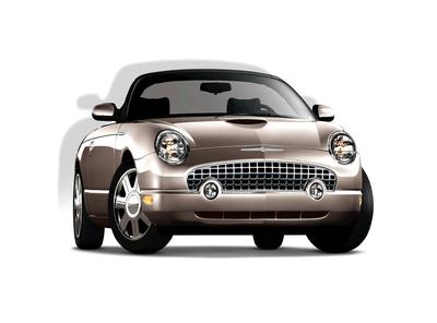 Ford Thunderbird Roadster 2005