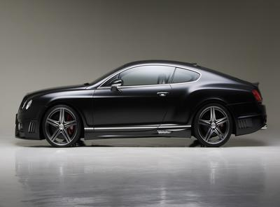 WALD Bentley Continental GT Sports Line Black