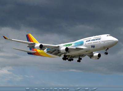 Boeing 747, Air Pacific